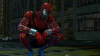 The Amazing Spider-Man 2 Video Game - Spider Carnage Vs Carnage