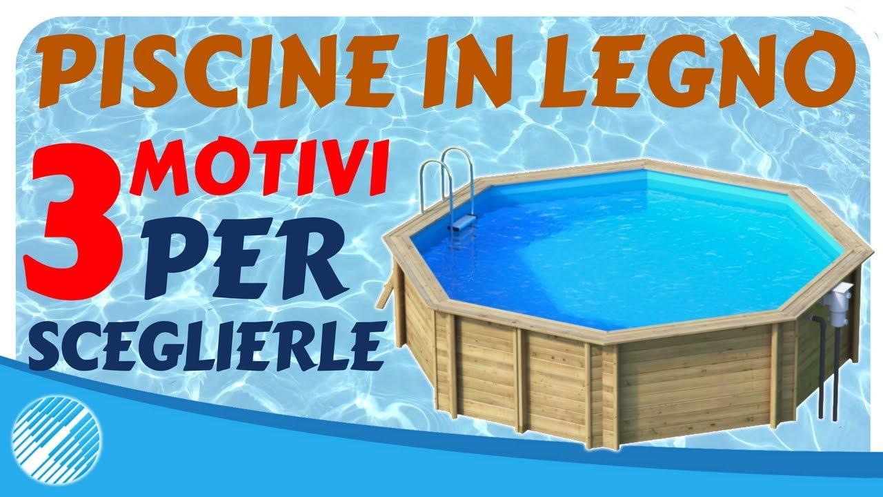 Piscine Da Esterno Rivestite In Legno le piscine fuori terra in legno: tipologie e vantaggi - blog
