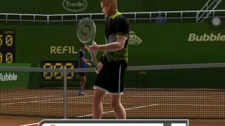 chơi game virtua tennis trên mobile