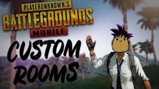 PUBG Mobile | Custom Room