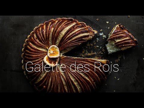 Galette Des Rois, Naranja Amarga Y Especias - Galette Des Rois, Bitter Orange And Spices