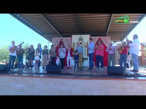 Un festival recaudó fondos para la recuperación de enseres sustraídos a la Agrupación San Ginés