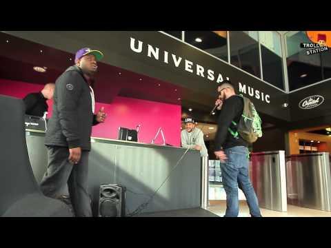 Rap Battle VS Universal Music