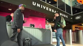 Rap Battle VS Universal Music