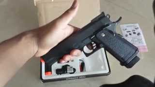 Video Neo - Review UKARMS G6A Airsoft Spring Pistol download MP3, 3GP, MP4, WEBM, AVI, FLV Juni 2018