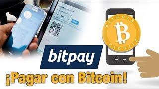 Tutorial - Pagar con Bitcoin en tienda a través de la pasarela BitPay - Alternativa a Exodus Wallet
