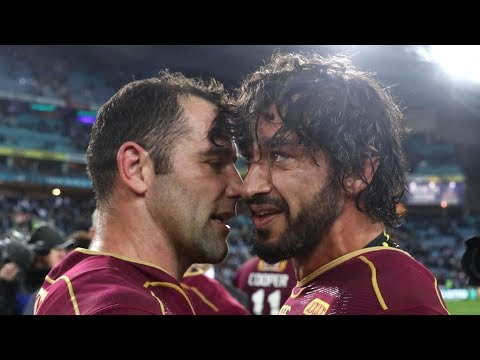 Cameron Smith emotional speech for JT...(HD)