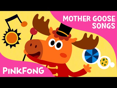 This Old Man | Mother Goose | Nursery Rhymes | PINKFONG Songs for Children