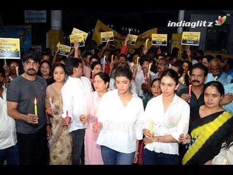 Tollywood condemns media's comments on actresses | Rakul Preet | Lakshmi Manchu