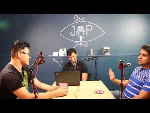 Jay's Pod ep #1 - Gun Violence in the U.S.A vs Canada with Nawaz Jetha and Gavin Zang