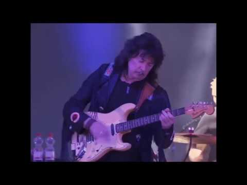 Ritchie Blackmore recording with vocalist Ronnie Romero for new Rainbow ??!