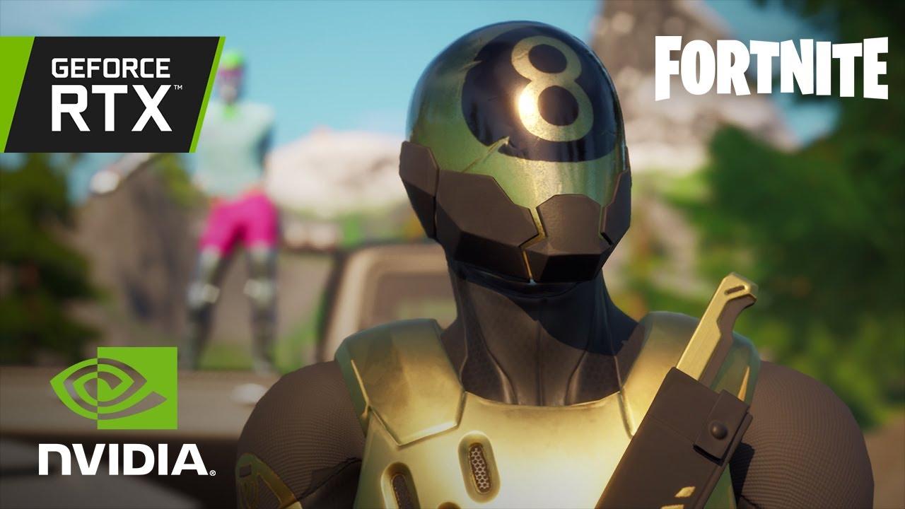 Fortnite Turns RTX On!
