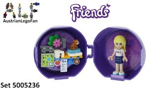 Lego Friends 5005236 Friends Clubhouse Pod - Lego Speed Build Review