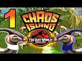 Collar Wars || Chaos Island - The Lost World PC [ Jurassic Park Month ]