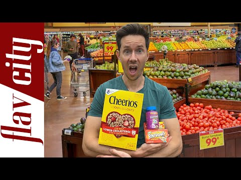 Top 5 Biggest Lies Food Companies Want You To Believe