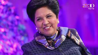 Indra Nooyi: Truths from the Top