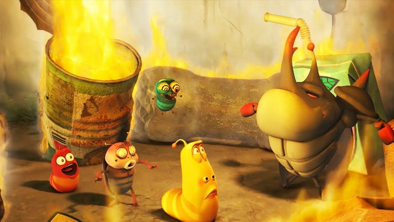Fire trap movie