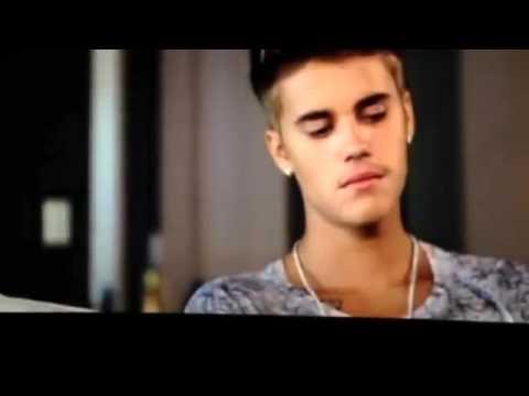 Justin Bieber talking about Avalanna Believe Movie