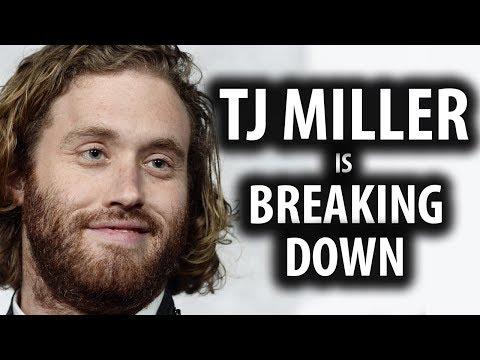 Why Deadpool 2's TJ Miller is Breaking Down