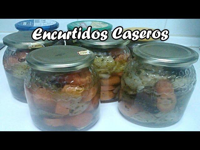 Como hacer alcachofas en conserva caseras