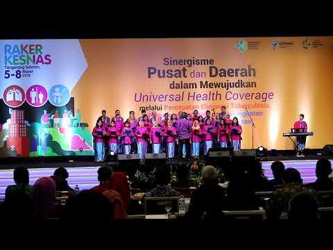 Mars Hidup Sehat dan Mars Germas - RSCM Jakarta