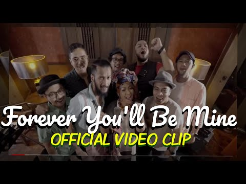 THE GROOVE - Forever U'll Be Mine (Official Clip)