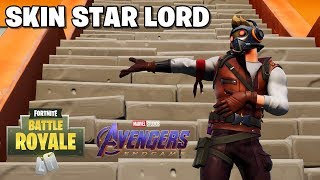 SKIN GUARDIAN OF THE GALAXY: STAR LORD! - Fortnite: Battle Royale (Indonesia)