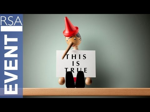 A Field Guide to Lies | Daniel Levitin | RSA Replay