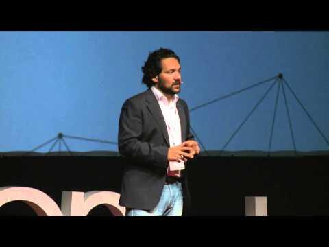 Amor Vida Autismo  Love Life Autism  Joe Santos  TEDxOPorto