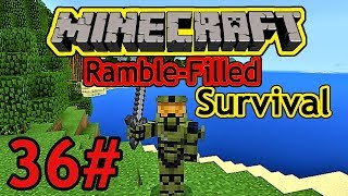 Look at My Stomach as I SLEEP!!!! (Minecraft Survival - Part 36 - Season 1)