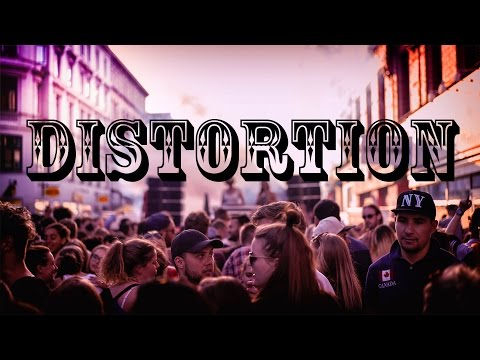 Distortion 2017 Teaser - Copenhagen Street Party Festival