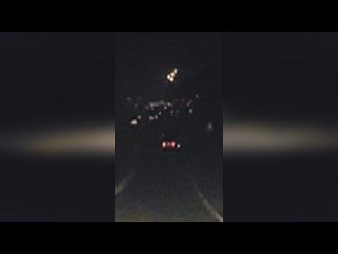 UFO Sighting Over Colorado Springs - October 20th 2016
