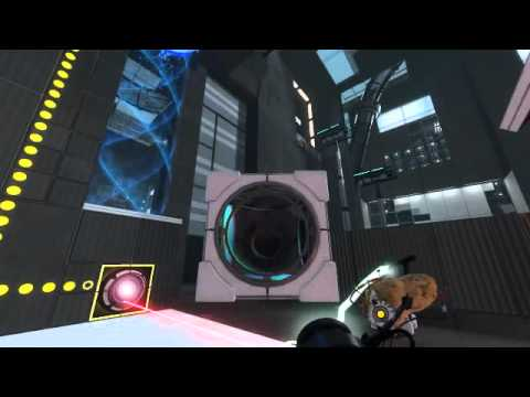 Let's Play Portal 2 022 - Second Verse, Same as the First