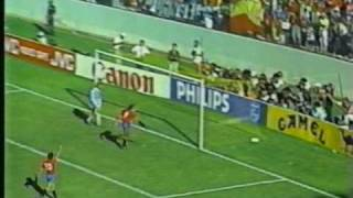 1986 FIFA World Cup Knockout stage Round of 16 part 2.wmv