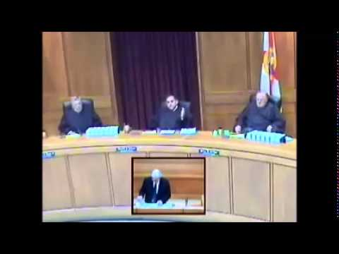 Thumbnail: Creed and Gowdy Appellate Law Firm - Lindon v. Dalton Corp. oral argument