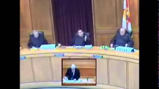 Creed and Gowdy Appellate Law Firm - Lindon v. Dalton Corp. oral argument