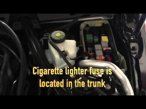 Mercedes benz c250 1 8l turbo 2012 how to fix replace for Mercedes benz lighter