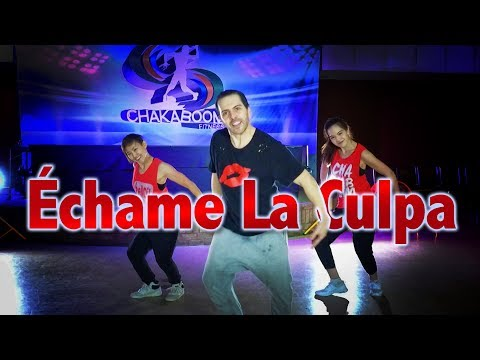 Échame La Culpa  Luis Fonsi,  Demi Lovato l Dance l Chakaboom Choreography, Coreografia, Zumba