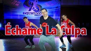 Échame La Culpa - Luis Fonsi,  Demi Lovato l Dance l Chakaboom Choreography, Coreografia, Zumba