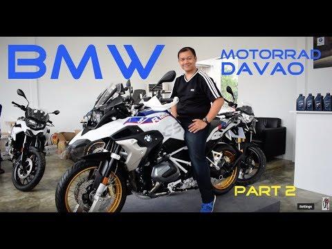 Shop Talk: BMW Motorrad Davao   GS Adventure Series   Part 2