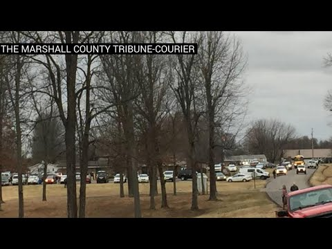Kentucky governor: 1 dead in high school shooting