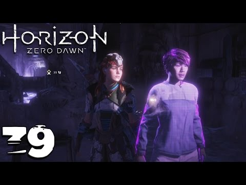 HORIZON ZERO DAWN - Trouver Le Bureau Du Dr.Sobeck - royleviking [FR HD PS4]