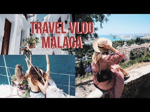TRAVEL VLOG / 6 dagen sunny MALAGA met Otterbox en MILAN! | Billie Rose