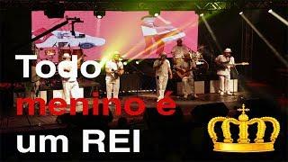 Todo menino é um rei Roberto Ribeiro - Grupo de samba raiz Apito de Mestre