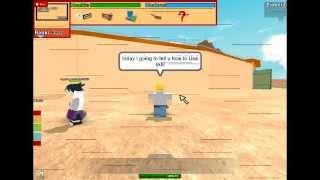 Roblox Naruto Shippuden en ligne: Comment utiliser les compétences