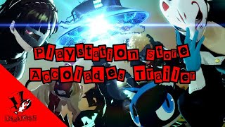 Persona 5 - Playstation Store Accolades Trailer