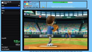 Wii Sports: All Sports In 18:03.43