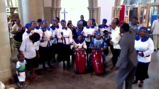A Shona Mass