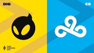 DIG vs C9 | Week 2 | LCS Summer Split | Dignitas QNTMPAY vs Cloud9 (2021)