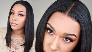 NO BABY HAIR NEEDED! | AFFORDABLE Pre-bleached wig! $169 | Ft Hairvivi